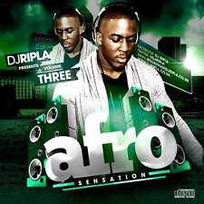 AFROBEATS SENSATION  MIXTAPE VOL 3