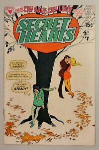 Secret Hearts #147, DC Comics (Oct 1970)