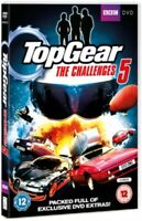 Neuf Top Gear - The Challenges 5 DVD