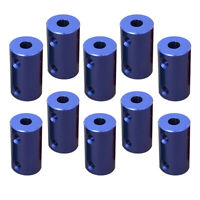 10pc 5-5mm & 5-8mm Flexible Shaft Coupling For CNC Motor Coupler Connector
