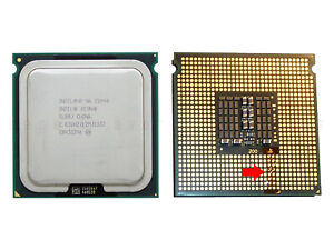 INTEL XEON E5440 4X2,83GHZ QUAD-CORE @ LGA775 ★ CPU PROZESSOR E5450 Q9650 Q9550