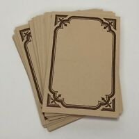 Wiz-War Board Game Blank Spell Cards, Chessex Expansion Card 25 Ct, Very Rare