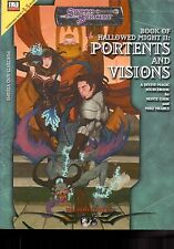 D20 SWORD & SORCERY THE BOOK OF HALLOWED MIGHT 2 PORTENTS AND VISIONS