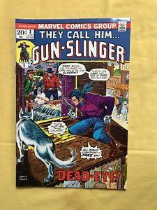 Gunslinger (1973) #3 FN Fine