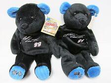 Jeff Burton Salvino's Team Racing Plush Bear FIRST EDTION Brand New, Mint w/tags