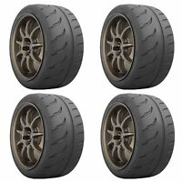 4 x 225/45/17 94W Toyo R888R Trackday/Race E Marked Tyres - 2254517