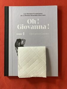 OH GIOVANNA 1 CASOTTO N'119 GRANDS CLASSIC 2020 VERY GOOD CONDITION COMICS