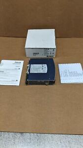 CS5.241 PULS Dimension, 100-120V AC Input, 24V-28V DC Output- Power Supply