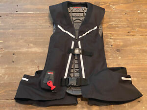Spidi Air DPS Airbag Vest Motorcycle Size M