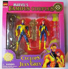 "coffret X-MEN ""famous couples"" CYCLOPS & JEAN GREY ltd edition"