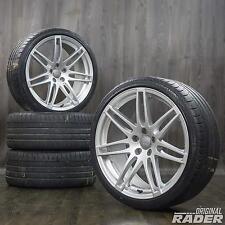 Audi a5 s5 b8 20 pulgadas con llantas de aluminio llantas neumáticos de verano s line doppelspeiche