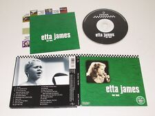 ETTA JAMES/INDIETRO BEST(UNIVERSAL 329 367-2 MCD 09367) CD ALBUM DIGIPAK