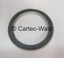 Exhaust Gasket Ø 1 31/32x2 9/16x0 3/16in for Mazda Toyota Suzuki Daihatsu