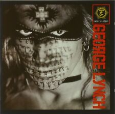 CD - George Lynch - Sacred Groove - #A1423