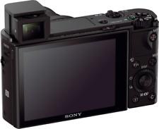 A - Sony Cyber-Shot RX100 III Digital Camera