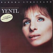 "Vinyle 33T Barbra Streisand / Michel Legrand  ""Yentl"""