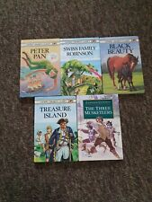 Vintage Ladybird Children's Classics 5 Books B4