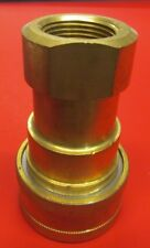 Parker 6O Series Bh 8-60 Hydraulic Quick Coupler Fitting Female Blass Pneumatic