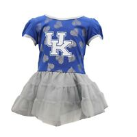 Kentucky Wildcats NCAA Official Infant & Toddler Size Dress with Skirt New Tags