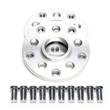 Position 57.1 71.6 30mm pcd hub adaptateurs siège 4x100 M12 pour porsche 5x130 M14