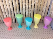 TUPPERWARE 5 COUPES A GLACE