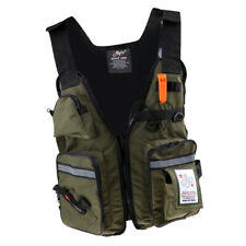 Life Jacket Vest for Boat Fishing Surfing Sailing Boating Swimming Water Sports