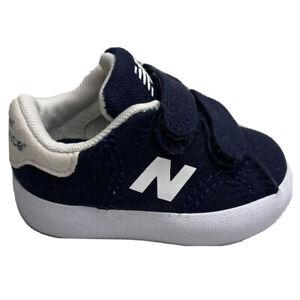 New Balance Procourt Hook Loop Infant Sneakers Blue Shoes Boys Size 2 KCVRTNWI