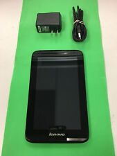 "Lenovo IdeaTab A1000L-F 60041 8GB Wi-Fi 7"" Black (Barely Used)"