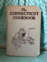 Vintage The Connecticut Cookbook Woman's Club of Westport 1944 WWII Era 1940's
