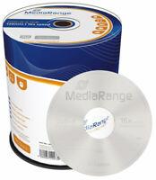 DVD+R MEDIARANGE 16X 4.7GB CAMPANA 100PZ MR443