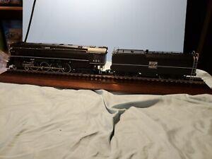 Lionel 38080, WESTERN PACIFIC TMCC SCALE 4-8-4 GS-64 #485