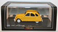 Véhicules miniatures blancs Vitesse pour Citroën