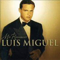 Luis Miguel - Mis Romances [New CD]