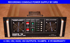 NEW TRIDENT 65 RECORDING CONSOLE POWER SUPPLY, 15 AMPS