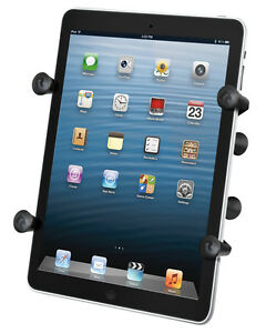 RAM X-Grip Cradle for the iPad Mini (All), With or Without Case or Sleeve