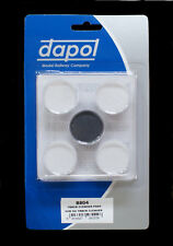 Dapol B804 Motorised Track Cleaner (B800) Spare Cleaning Pads Set 1st Class Post