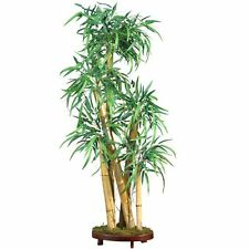 """Decorative Natural Looking Artificial 42"""" Asian Chinese Bamboo Silk Tree Plants"""