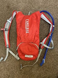 Camelback Classic Hydration Backpack New Without Tags Red