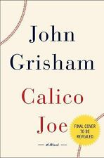 Calico Joe (Random House Large Print), Grisham, John, Good Condition, Book