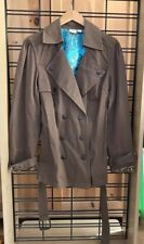 Venezia Brown Coat Size 14/16