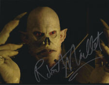 Robert Maillet The Strain Master hand signed 8X10 photo with COA autograph