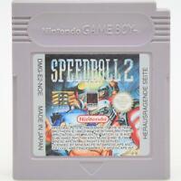 Speedball 2 | Nintendo Game Boy Spiel | GameBoy Classic Modul | Gut