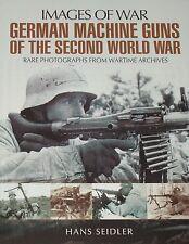 GERMAN MACHINE GUNS WW2 Soldiers Weapons History NEW Second World War Army Photo