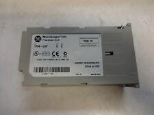 Allen Bradley Micrologix 1500 Processor Unit 1764 Lsp Ser C Rev E Frn 10 Tested