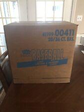 1990 Fleer Baseball 20 Box SEALED Wax Case - Sosa RC Rookie PSA 10? McGwire 🔥🔥