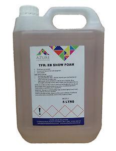 Snow Foam Traffic Film Remover TFR Super Thick Foam Concentrate Car Wash - 5L