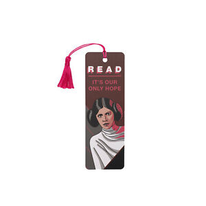 Star Wars Leia Read Bookmark