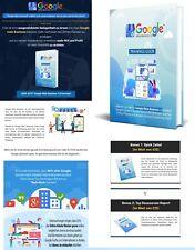 Google Mein Business 3 - eBook,  PLR Lizenz Komplettpaket