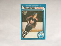 WAYNE GRETZKY 1979-1980 O-Pee-Chee OPC RC ROOKIE  REPRINT WITH DOT