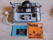 Filmbearbeitungsgerät für 8-mm Schneidegerät und Filmbetrachtungsgerät Pentax8 m